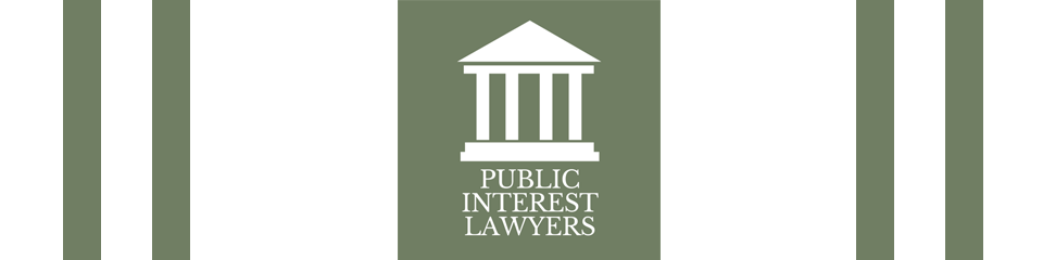 PUBLIC INTEREST LAWYERS